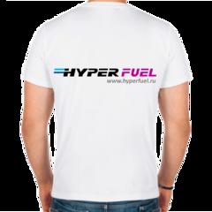 Футболка Hyperfuel белая